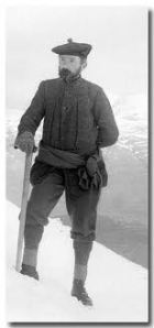 photo of mountaineer Sir Hugh Munro