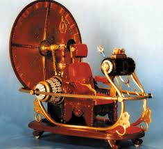 H G Wells' Time Machine