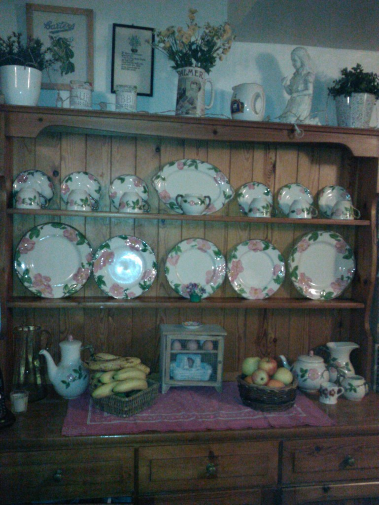 My Welsh dresser