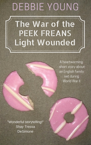 cover of The War of the Peek Freans Light Wounded