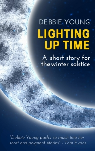 Lighting Up Time new cover - with Tom Evans quote