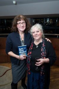 The authors Debbie Young and Helen Hollick