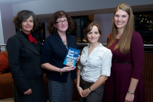 SilverWood Books assisted publishing consultants with author Debbie Young