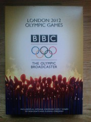 DVD Boxed Set of London 2012 Olympic Games from the BBC