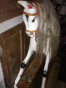 Laura's rocking horse