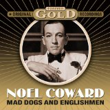 Cover of record of Noel Coward's Mad Dogs and Englishmen