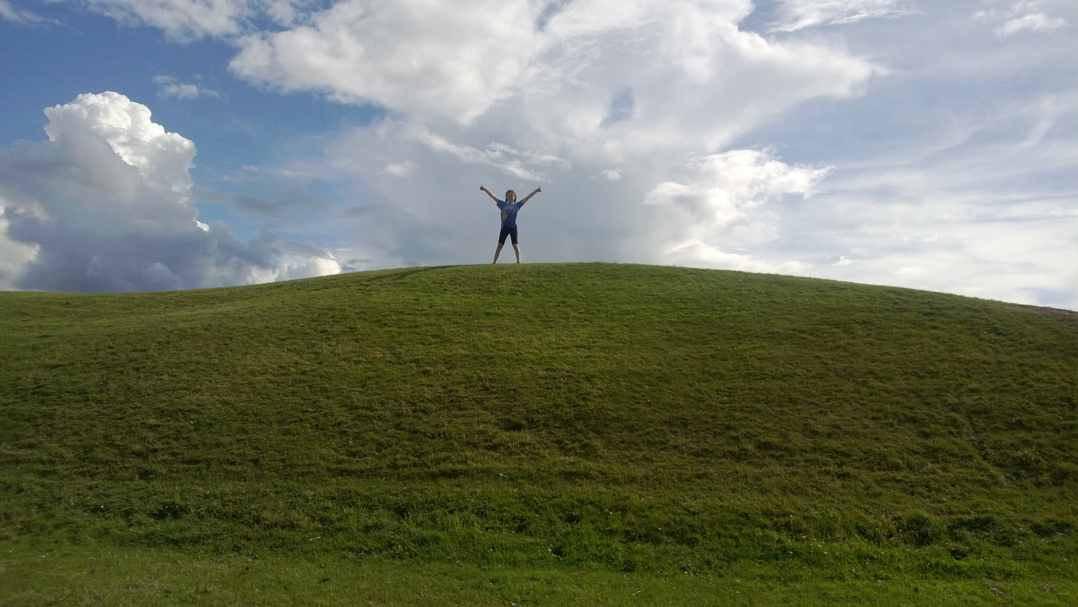 The Role of the Hill in Children's Summer Holidays | DEBBIE YOUNG39;S