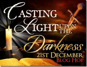 Helen Hollick Casting Light blog hop logo by Avalon Graphics