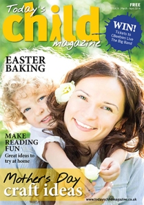 Cover of Today's Child March/April 2014
