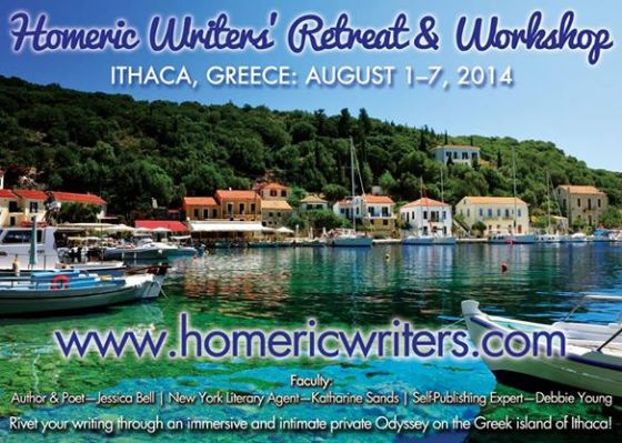 Image of setting for Homeric Writers' Retreat