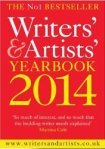 Cover of 2014 Writers' & Artists' Yearbook