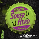 Go Sober badge