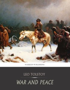 Cover of War and Peace by Leo Tolstoy