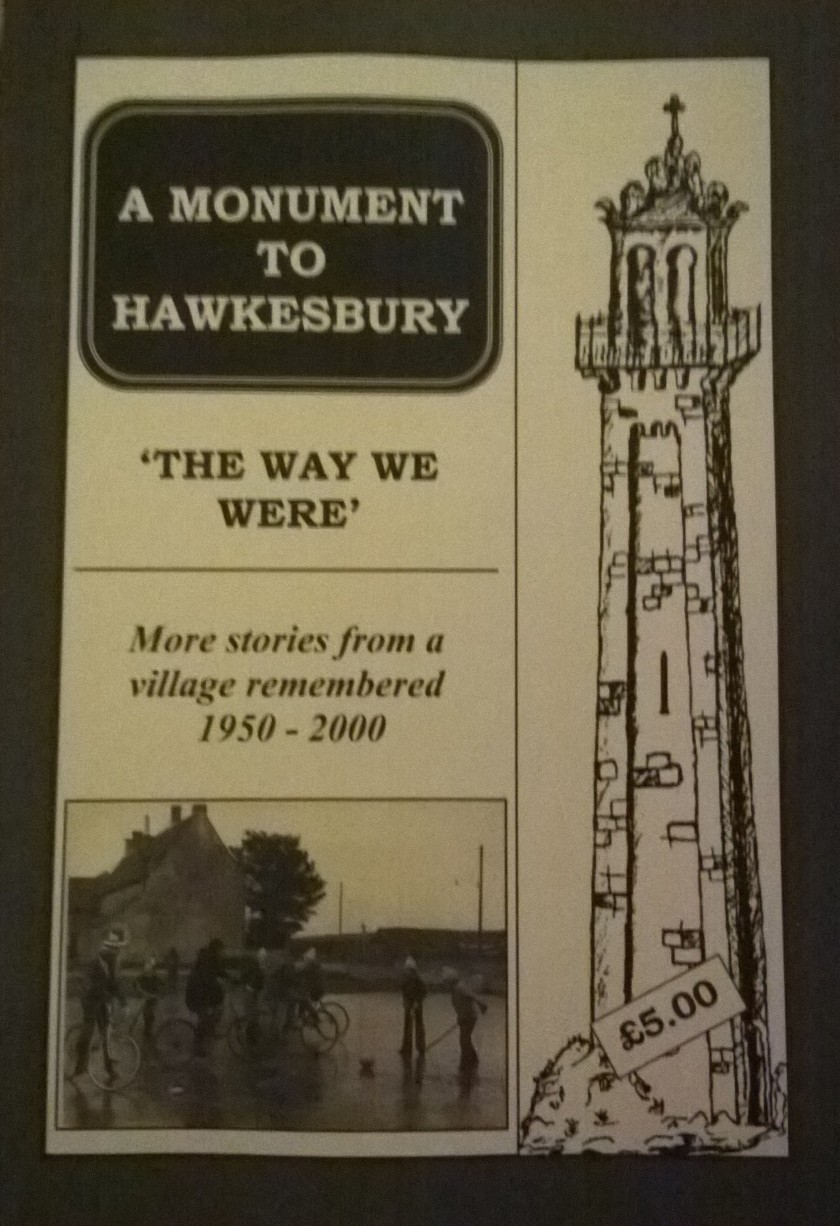 cover of Monument to Hawkesbury #3
