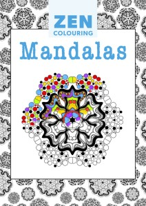 Cover of Zen colouring