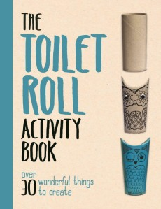 Cover of toilet roll activity book