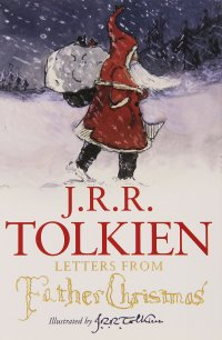 Cover of J R R Tolkien's Letters from Father Christmas