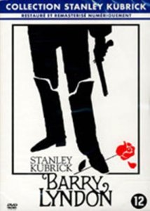 Cover of Barry Lyndon film