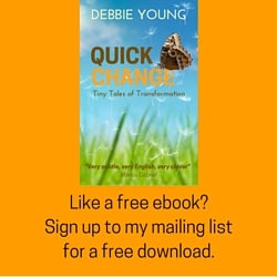 Free book offer in return for mailing list sign up