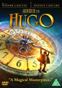 Cover of Hugo DVD