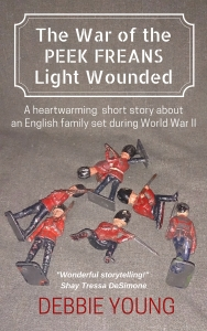 Cover of War of the Peek Freans Light Wounded