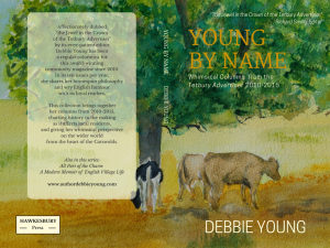 Cover of Young By Name book