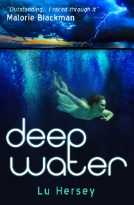 Cover of Deep Water by Lu Hersey