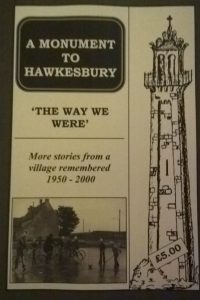 Cover of A Monument to Hawkesbury