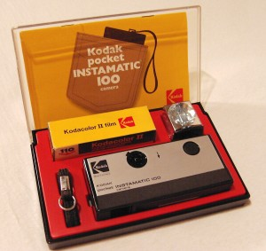 Photo of Instamatic camera gift set