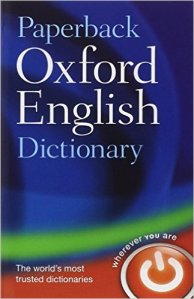 Cover of OED