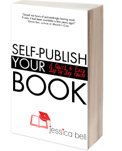 "Cover of ""Self-Publish Your Book"" by Jessica Bell"