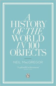 Cover of Neil Macgregor's book of the series