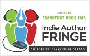 logo for 2016 Frankfurt Indie Author Fringe