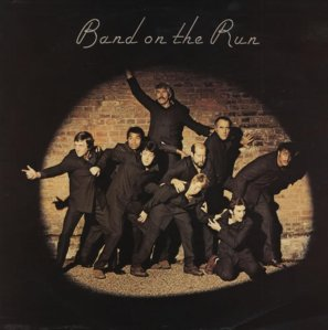 cover of Band on the Run