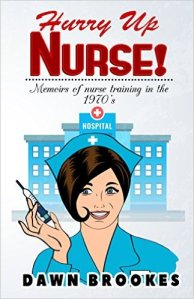 "Cover of ""Hurry Up Nurse"""