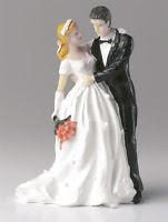 wedding topper figure