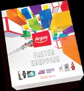 Cover of an Argos catalogue