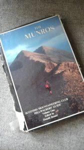 Image of battered guidebook