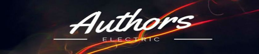 Authors Electric blog banner
