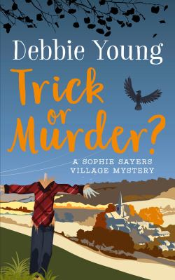 Trick or Murder ebook cover