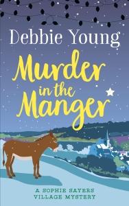 cover of Murder in the Manger