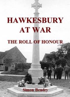 cover of Hawkesbury At War by Simon Bendry