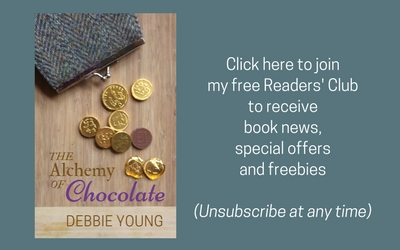 image to click if you want to sign up to join Debbie Young's Readers Club