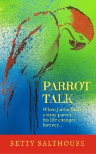 Cover of Parrot Talk