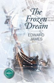 cover of The Frozen Dream by Edward James