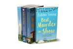 set of four Sophie Sayers books