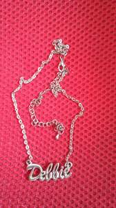 Photo of Debbie necklace