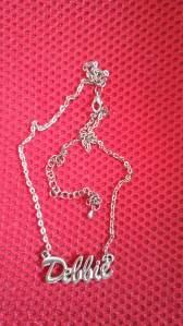 Photo of Debbie necklace