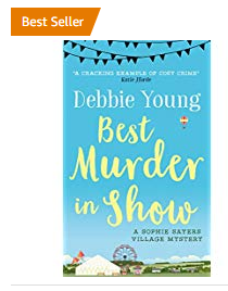 cover of Best Murder in Show with Amazon bestseller flag