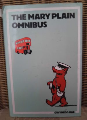 Mary Plain's Omnibus book cover